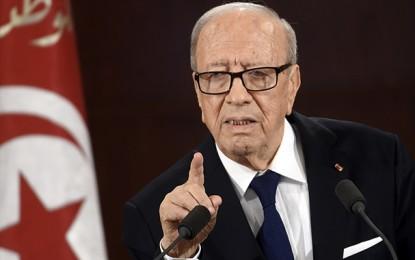 Une fiction tunisienne : Béji Caïd Essebsi ou «l'homme voilé»