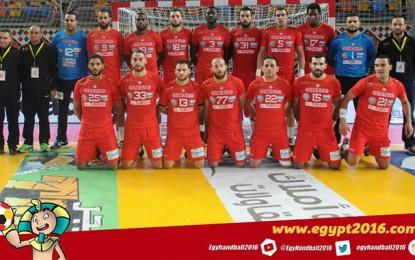 Handball-CAN 2016 : Une finale de rêve Tunisie – Egypte