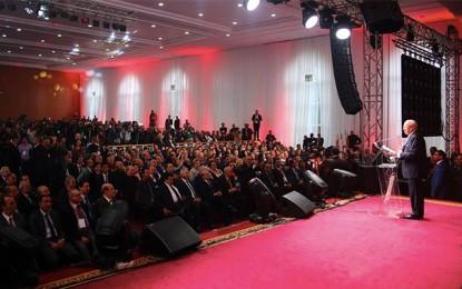 Congrès de Nidaa : Le Néo-RCD se met en place