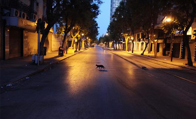 Couvre feu Tunisie