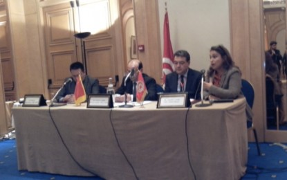 Vers un partenariat tuniso-chinois dans la fabrication de matériel roulant