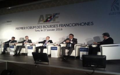 Bourses francophones : Pour une stratégie boursière euro-africaine