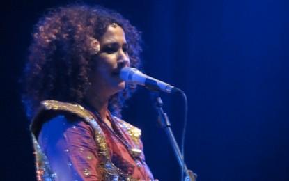 Ghalia Ben Ali entre chant, danse et cinéma