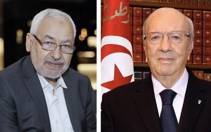 Caïd Essebsi et Ghannouchi : Les  grands «manie tout» et l'Etat coucou