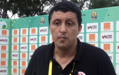 Hatem Missaoui entraîneur du Stade Gabésien