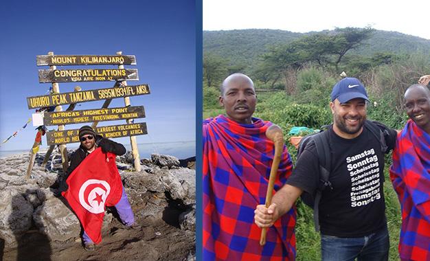 Houssem H. Kilimandjaro