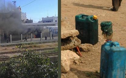 Sfax : Un homme s'immole par le feu