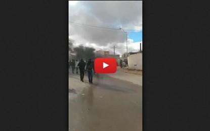 La situation se dégrade à Kasserine : 14 blessés