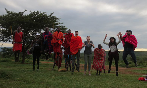 Kenya Maassai