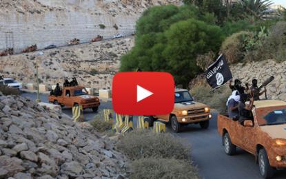 La Libye, nouvel eldorado de Daech