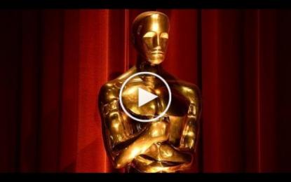 Lever de rideau pour les Oscars 2016