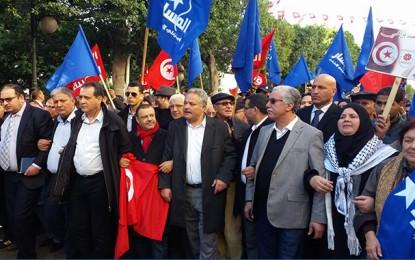 Hamma Hammami: «La coalition a tourné le dos à la révolution»
