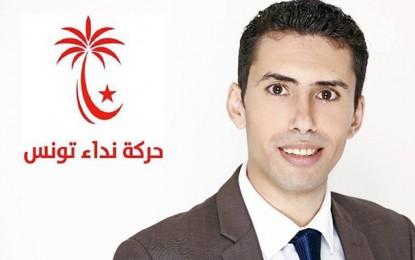Nidaa Tounes: Marouen Falfel, un indicateur de Ben Ali à l'Assemblée
