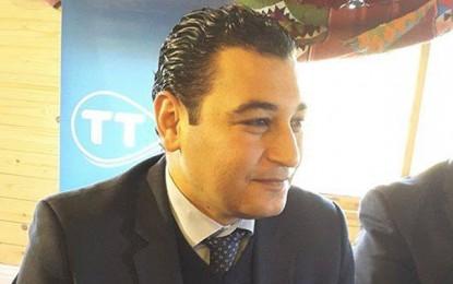 Mehdi Zaoui, nouveau gouverneur de l'Ariana