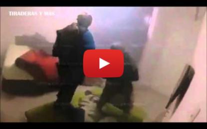 Mexique: Impressionnante vidéo de l'arrestation d'El Chapo!