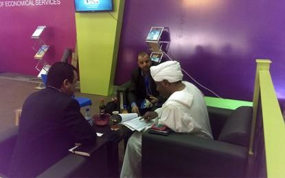 Mission d'hommes d'affaires tunisiens au Soudan