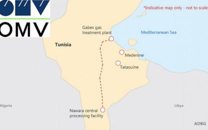 Tunisie : La production de gaz va quasiment doubler en 2019