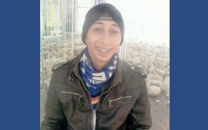 Nizar, un adolescent disparu El-Mourouj