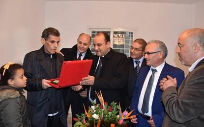 L'appartement offert à Ouled Ahmed lui servira de bureau littéraire