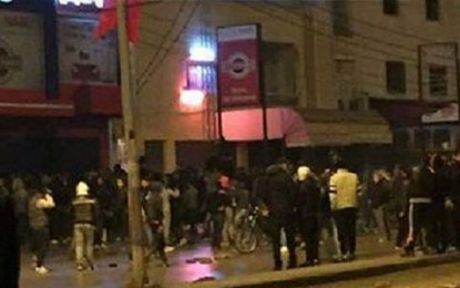 Tunis: Malgré le couvre-feu, les pilleurs reprennent du service