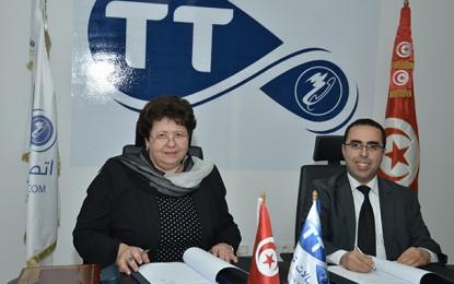 Tunisie Telecom et Tunisair signent un contrat Data de 5 ans