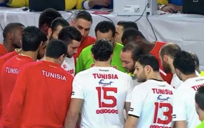 CAN 2016 Handball : Hassan Moustafa bat de nouveau la Tunisie