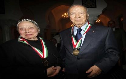 La veuve de Salah Ben Youssef s'éteint à l'âge de 92 ans