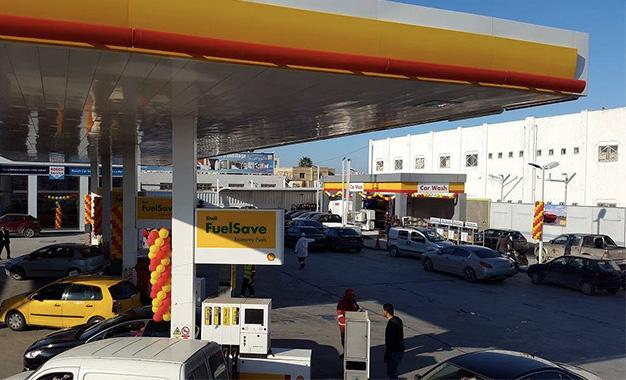 Station-Shell-La-Marsa-Tunis-