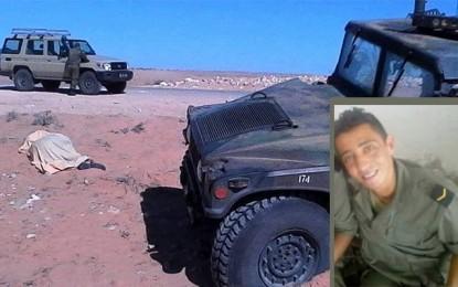 Tataouine : Décès du soldat Belazi dans un accident