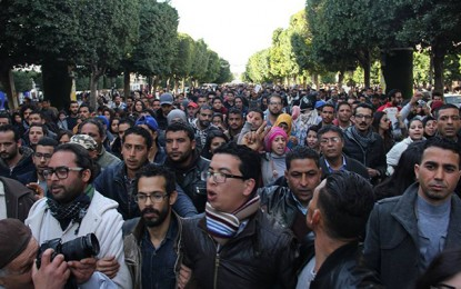 Tunisie : La colère gagne plusieurs villes