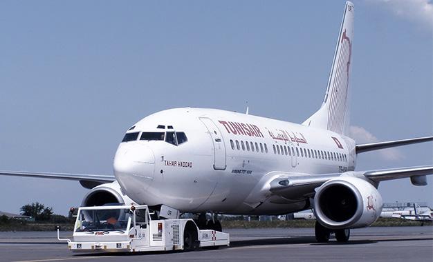 Tunisair-avion