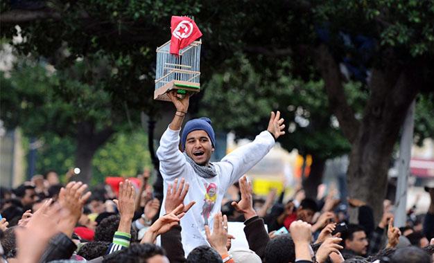 Tunisie Revolution
