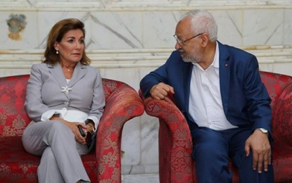 Nidaa : Zohra Driss se retire du bureau politique