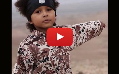 Un Londonien reconnait son petit-fils dans une vidéo de Daech