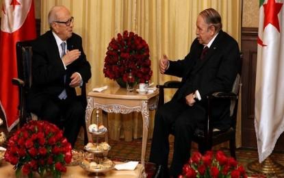 14-Janvier: Félicitations de Bouteflika à Caïd Essebsi