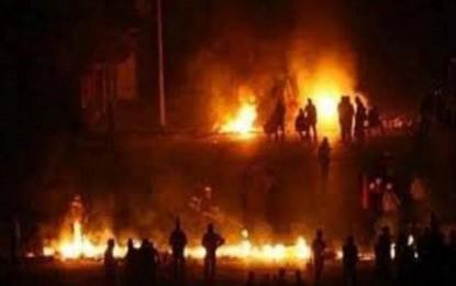A Kasserine, la colère monte et se propage à Sidi Bouzid