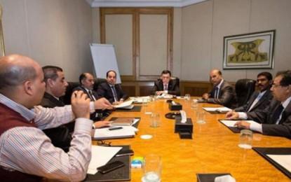 Libye: 1ère réunion du conseil de la présidence à Tunis