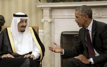 Les Etats-Unis et les guerres sectaires de l'Arabie saoudite