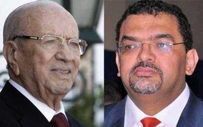 Lotfi Zitoun s'interdit de critiquer Béji Caïd Essebsi