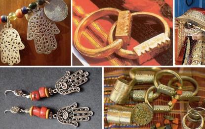 Bijoux du Maghreb au Musée de l'IMA à Paris
