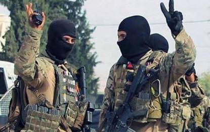 Un deuxième camp terroriste découvert sur les hauteurs de Kasserine (Photos)