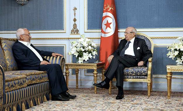 Carthage-Caid-Essebsi-Ghannouchi