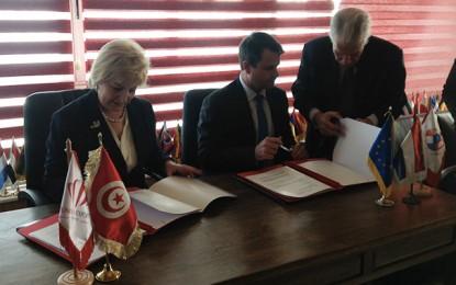 Convention entre le Cepex et la Chambre tuniso-néerlandaise