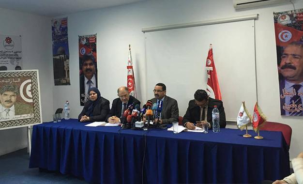Comité défense - Mohamed Brahmi