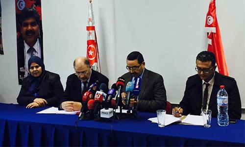 Comité defense Mohamed Brahmi PF