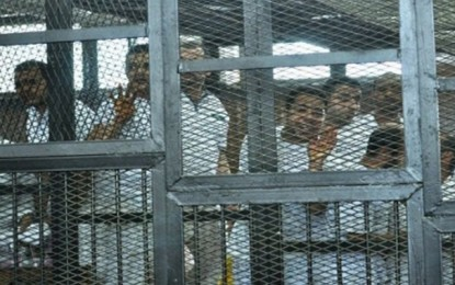 Egypte : Un enfant de 4 ans condamné à la perpétuité !