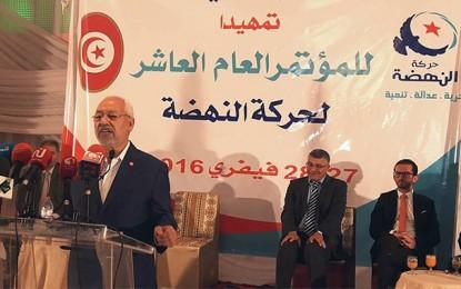 Ghannouchi : «Ennahdha sera un parti moderne capable d'assumer le pouvoir»