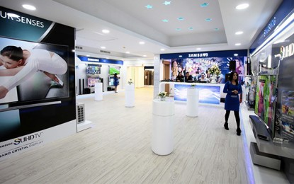Ouverture d'un Samsung Customer Center aux Berges du Lac 1