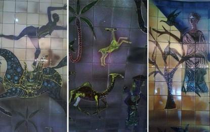 Office du Tourisme : Une fresque de Gorgi sauvée de justesse