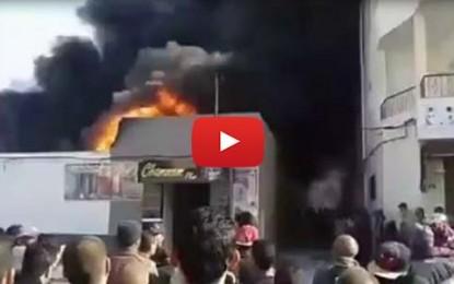 Contrebande de carburant: Trois décès dans un incendie à Gabès